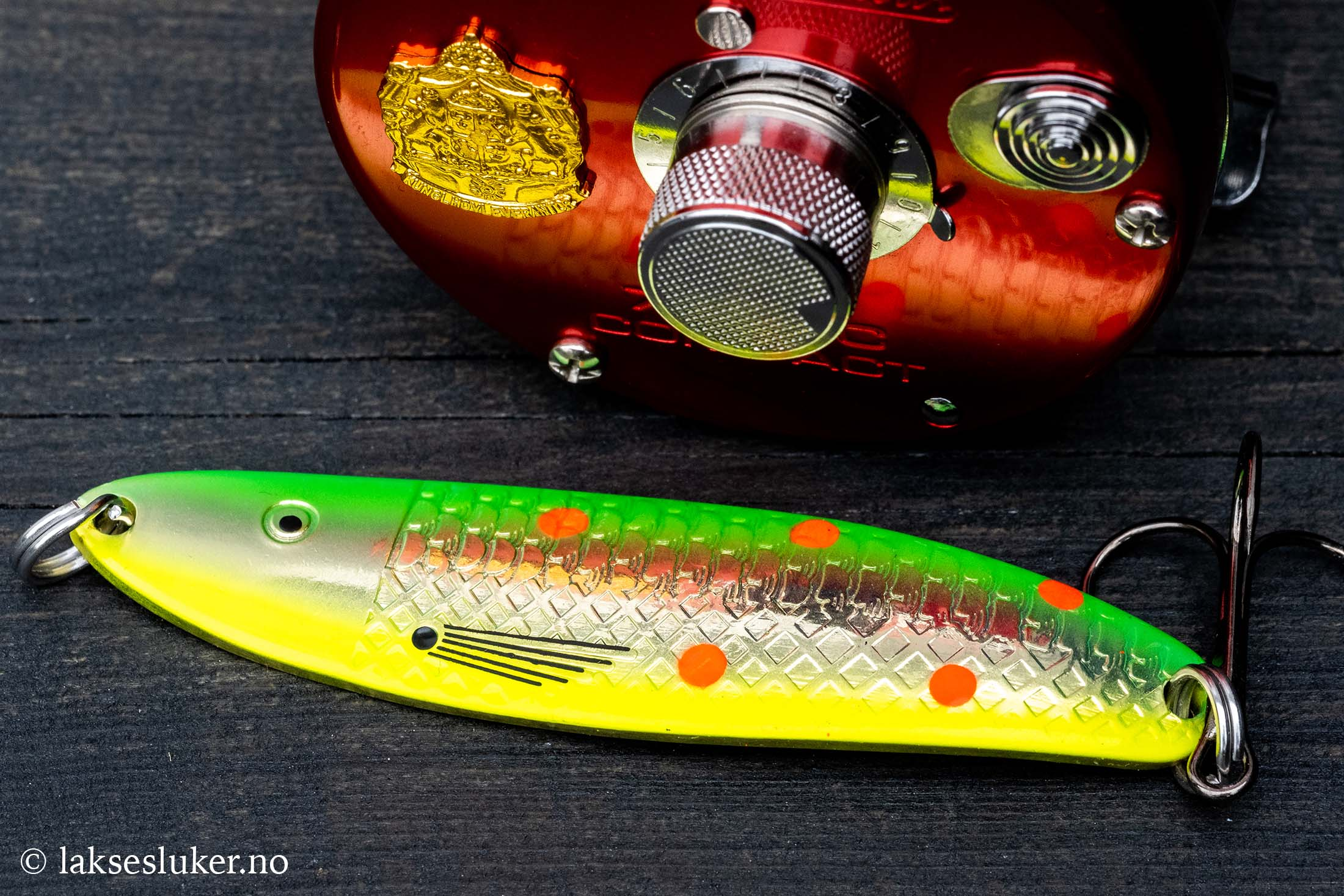 søvik-sluken salmon